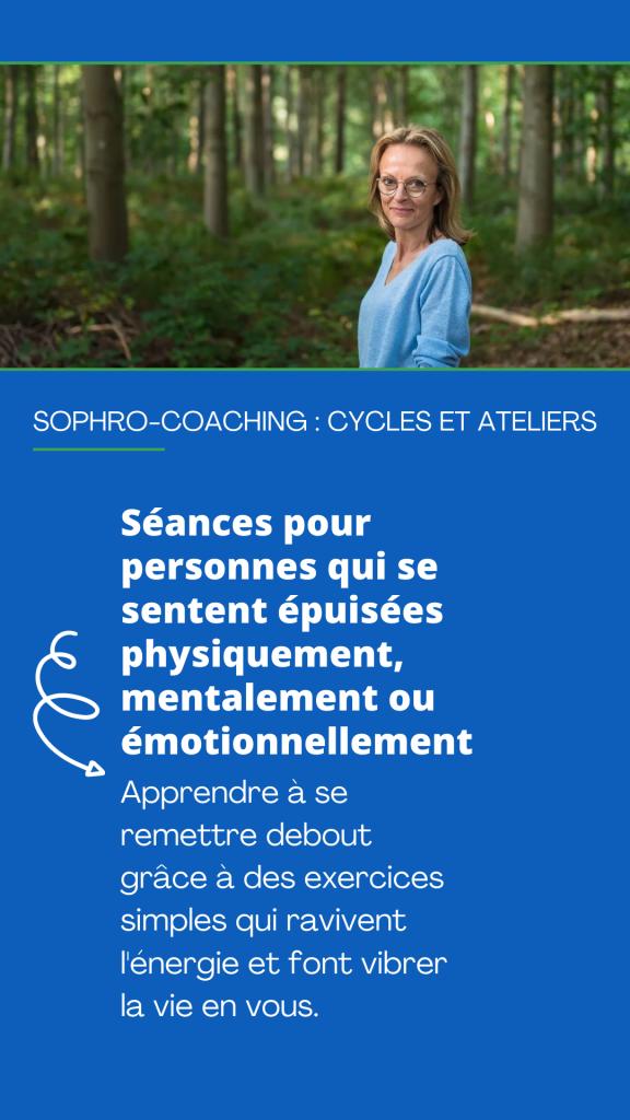 Cycles pour personnes qui se sentent épuisées